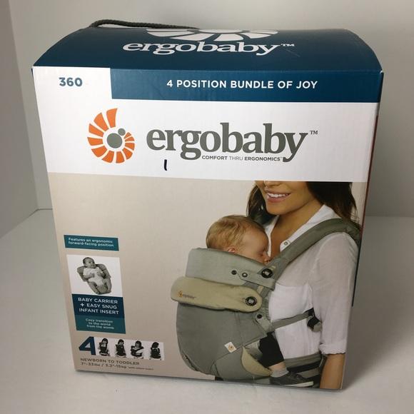 53da4fd0279 ergo baby Other - Ergo baby Four Position 360 - Bundle of Joy
